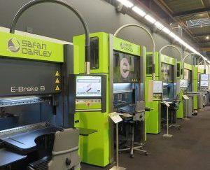 CEO: Nico Groen Plaats:Lochem Omzet 2016:62.244 miljoen Gemiddelde groei (2012-2016):8,8 % Gemiddelde EBIT (2012-2016):3,9 % FTE: 275 Een groep van vier Nederlandse merken metaalbewerkingsmachines met een rijke historie: Darley (1934) en Safan (1960), die als SafanDarley machines bouwen voor de plaatbewerking, Bewo Cutting Systems (1935), dat industriële zaagmachines produceert en STYLE CNC Machines (1999), fabrikant van draai- en freesbanken. Fabrieken in Lochem, Haaksebergen, Eijsden, Waalwijk en Bunschoten en vestigingen in Duitsland, Engeland, Tsjechië en Taiwan. Er werken ruim 200 mensen in Nederland aan de mooie, gezamenlijke missie: het duurzaam ontwikkelen en behouden van hoogwaardige industriële kennis en werkgelegenheid in Nederland.