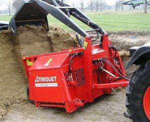 Trioliet CEO: Robert Liet Plaats: Oldenzaal Omzet: 73 miljoen euro Gemiddelde groei: (2013-2017): 3,8% Gemiddelde EBIT: (2013-2017): 14,1% FTE: 222