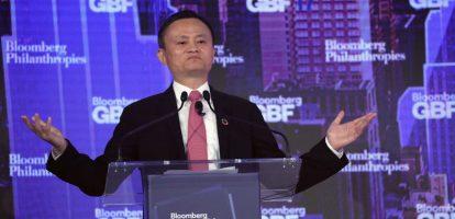 Jack Ma is bezorgd om Europa