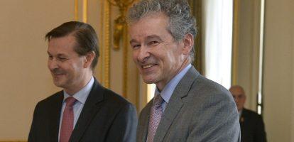 Koen van Gerven, CEO Bpost