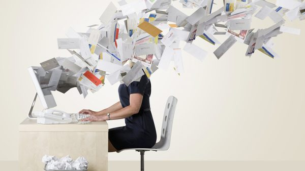 overvolle inbox, minimalistisch emailbeleid, minimalistisch werken
