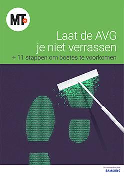 De AVG - 11 stappen om boetes te voorkomen