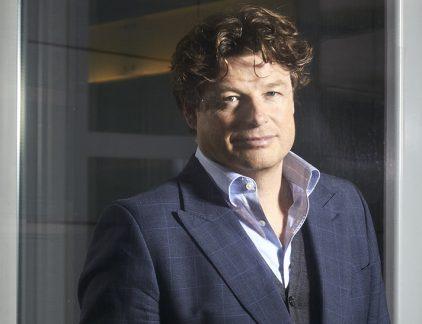 Jon James, CEO, Tele2 Nederland, leiderschap, Covey