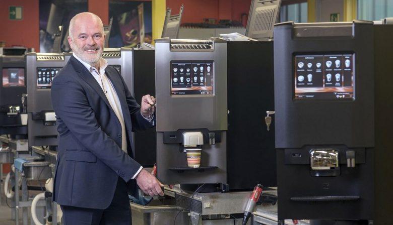 Rob Bastinck Koffiemachines De Jong Beheer