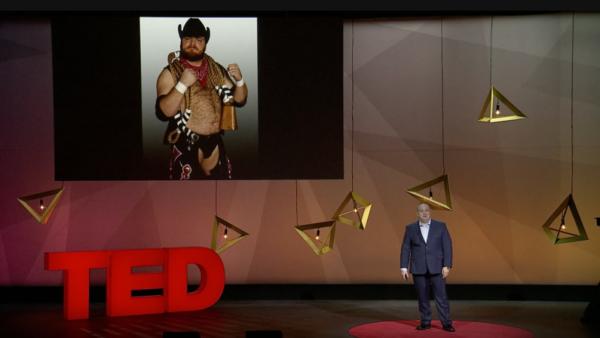 In de ring stond Kinney bekend als Cowboy Gator Magraw, een uitvergrote versie van zichzelf. 'Ik was niet de beste worstelaar, had niet het beste lijf, maar ik moest het doen met wat ik had, en zodra ik dat deed begon ik succes te krijgen.' De lessen die hij leerde zijn ook van toepassing in het normale leven.