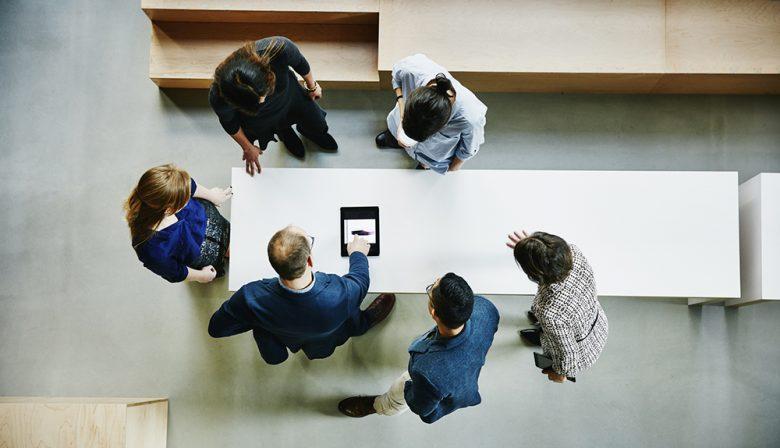 teams, vergaderen, retrospective, agile, samenwerken, groei