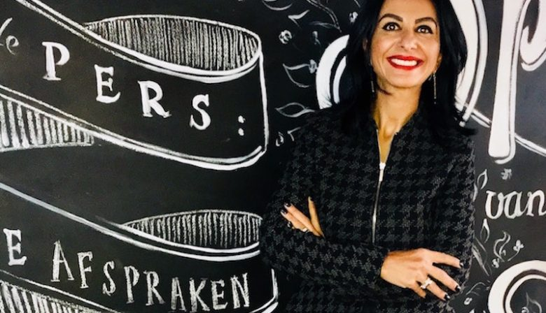 Als kind vroeg Fatima Koning (41), Global VP Sales Transformation Programs van kantoorverhuurder Regus, al naar het waarom van zaken. Van Start with why van Simon Sinek leerde ze dat dat ook op zakelijk vlak nuttig kan zijn.