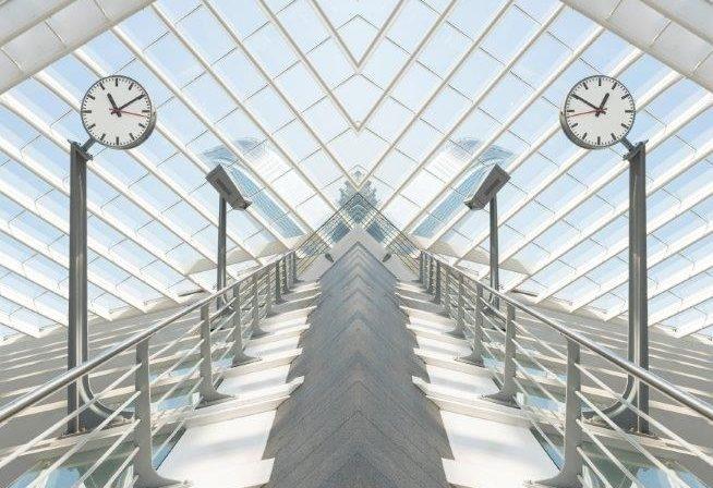 optimaliseer reistijd