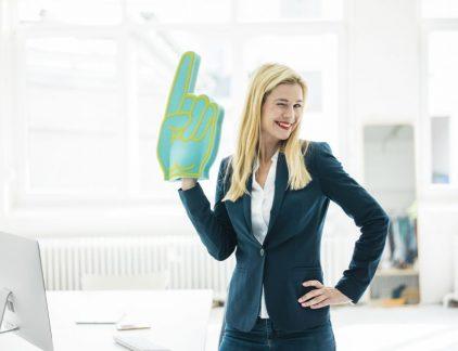 Iemand met charisma zien we eerder als echte leider. Maar heb je te veel of te weinig charisma, dan oogt het voor werknemers juist alsof je minder effectief bent.