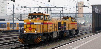 Strukton rail duurzamer reizen