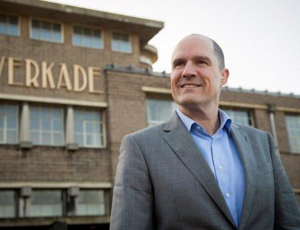Verkade, ooit het chocolademerk van Nederland is nu met een vergrootglas te zoeken in de supermarkt. Toch ziet directeur Koen Regout het zonnig in: 'Na jaren van stilstand in chocolade kunnen we nu eindelijk weer groeien.'