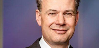 Pim Berendsen, nieuwe CFO, PostNL