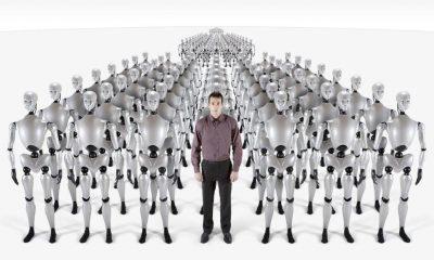 robots in industrie