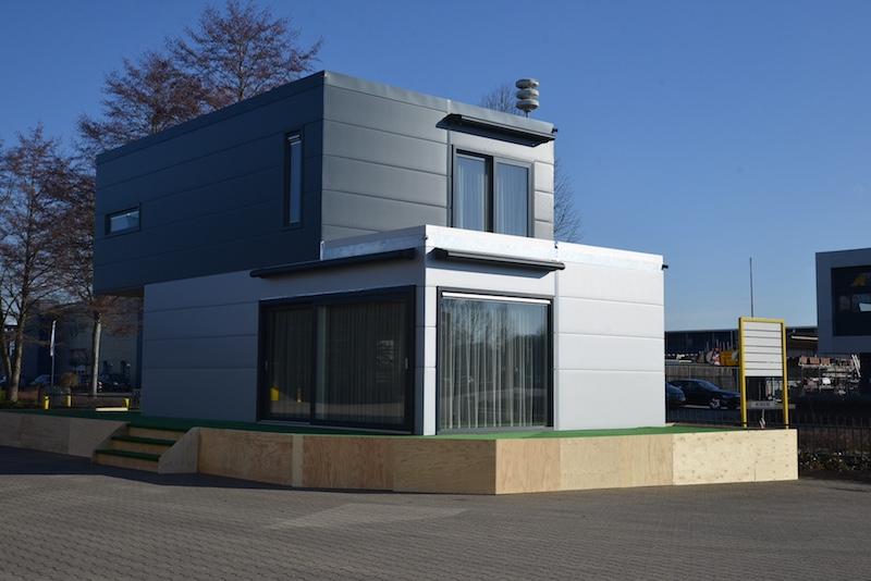 De nieuwe mobiliteit met verplaatsbare leasewoningen wil for Verplaatsbaar huis