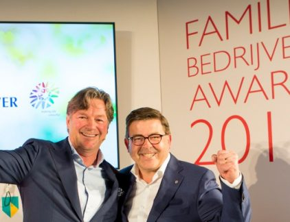 Dutch Flower Group familiebedrijven award MT