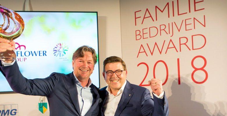 Dutch Flower Group familiebedrijven award MT