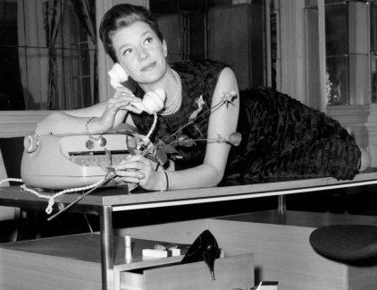 secretaressedag Miss Moneypenny MT
