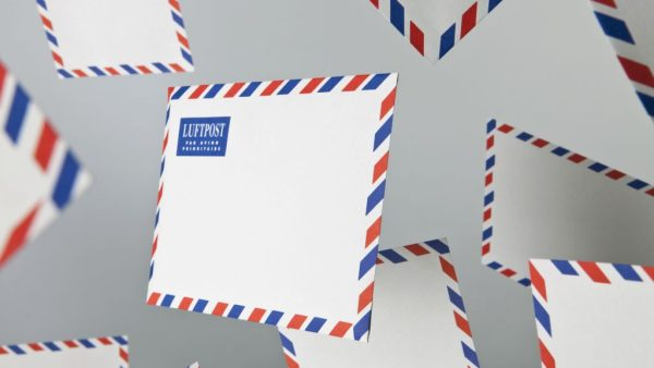 mailbox vijf submappen