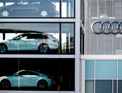Audi sjoemelsoftware