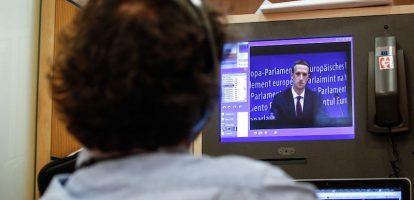 Door de manier waarop Facebook om toestemming vraagt gezichtsherkenningssoftware te gebruiken, laat het bedrijf zijn ware gezicht zien, schrijft MT-hoofdredacteur Thijs Peters.