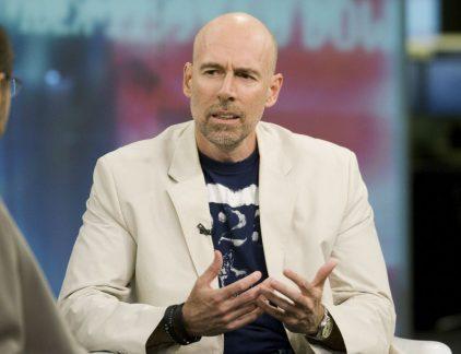 Het boek 'De vier' van Scott Galloway handelt over het verborgen dna van Facebook, Apple, Google en Amazon. MT sprak met de marketingprofessor uit New York. 'Ik denk dat heel veel mensen zich helemaal niet realiseren hoeveel invloed deze bedrijven hebben.'
