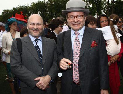 Alain wertheimer en Gérard Wertheimer Chanel MT