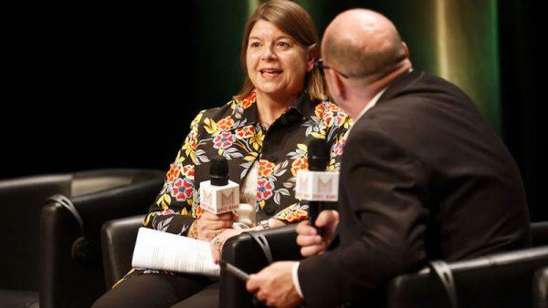 Endemol Shine Group staat in de verkoop, ITV, moederbedrijf van Talpa zou interesse hebben. Een profiel van de Britse CEO Sophie Turner Laing.