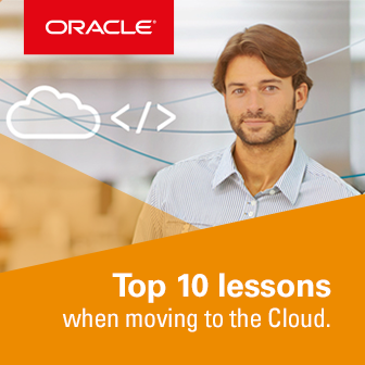 Cloud Top 10 lessons