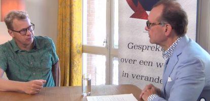 Paul van Liempt van Voor de Ommekeer TV in gesprek met retaildeskundige Rupert Parker Brady over zijn boek Appie Tomorrow en het einde van de huidige lage prijzen.