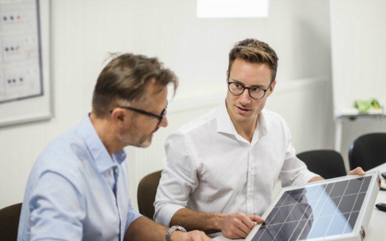 duurzaamheid op de werkvloer