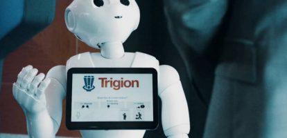 perfecte ontvangst Trigion