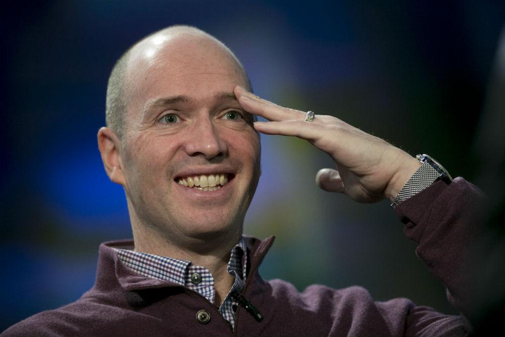Topinvesteerder Ben Horowitz