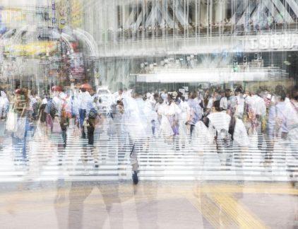 AI algoritmes groep mensen massa MT