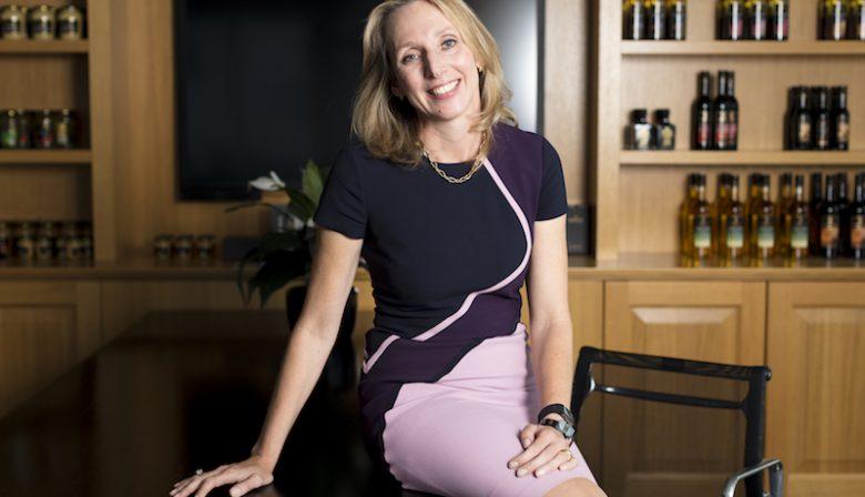 Hanneke Faber Unilever Sustainable Living Plan MT Kim van de Wetering