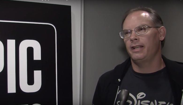 In het nieuws: Tim Sweeney (CEO Epic Games, ontwikkelaar Fortnite