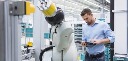 raken we onze banen kwijt aan robots? Er blijft genoeg werk denkt Ben Rogmans