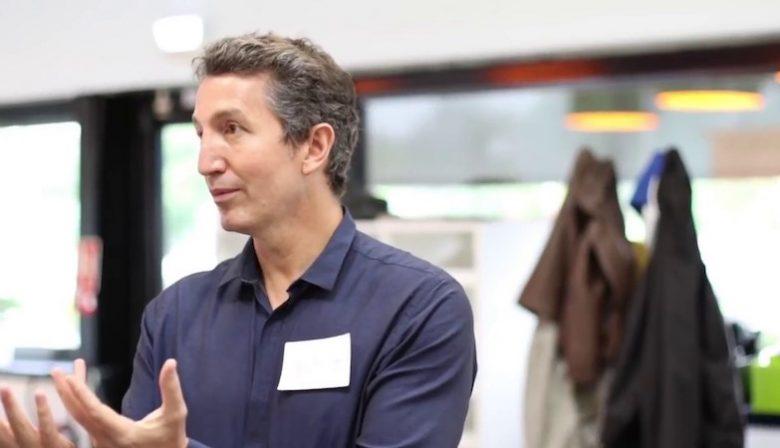 Sportwinkel Decathlon wil een tweede vestiging openen in Amsterdam. Een profiel van CEO Michel Aballea, die vooral veel verantwoordelijkheid wil voor lokale markten.