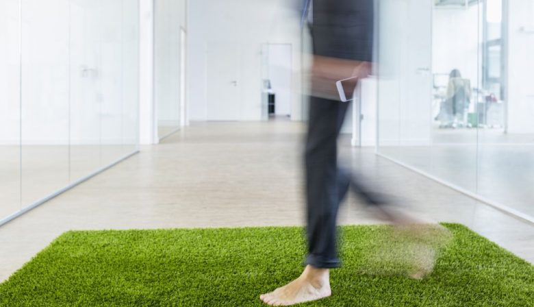 nudging duurzaamheid voetstappen MT