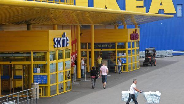 Ikea reorganisatie