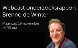 Webcast Brenno de Winter