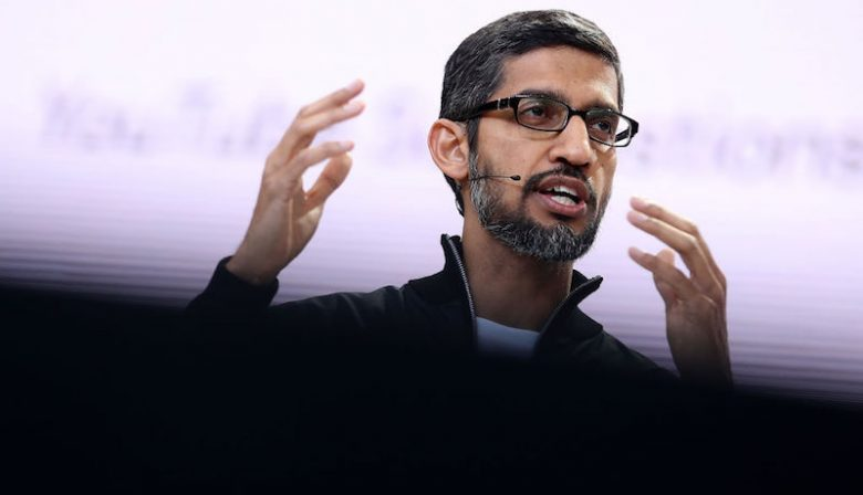 Google plannen China Sundar Pichai MT