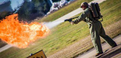 Lessen van militairen