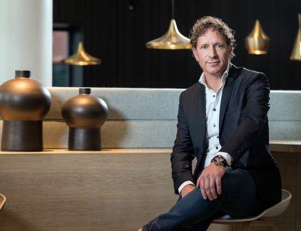 Na drie maanden als CCO voor USG People gewerkt te hebben, gaat Adriaan Belonje aan de slag als topman voor het uitzendbureau. Een profiel.
