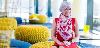 Hoe overtuig je mensen in een krappe arbeidsmarkt om bij je te komen werken? Linda Aiello, SVP International Employee Success bij Salesforce, is stellig: cultuur.