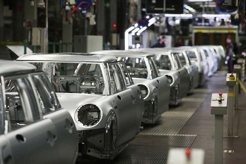 BMW overweegt vertrek prodcutie Mini uit Oxford
