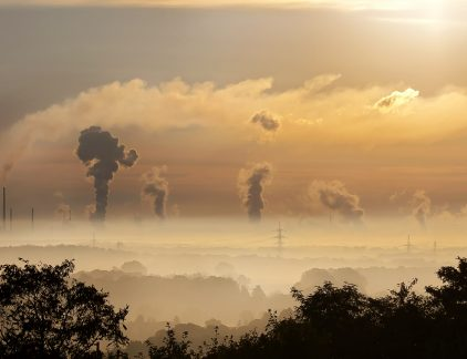 CO2 taks industrie