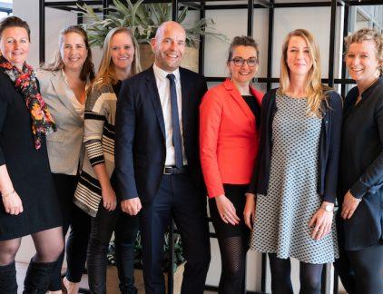 Waar menig bestuurskamer gevuld is met mannen, kent IT-detacheerder Peak-IT een management team met zes vrouwen en een man. Wat is het verschil?