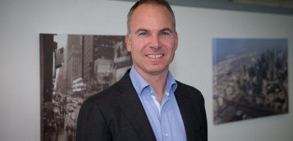 Franklin Hagel, de nieuwe CFO van Catawiki.