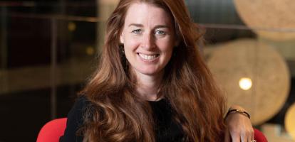 Nu ze sinds september officieel Director Corporate Responsibility is bij PwC, is er voor Wineke Haagsma (35) eigenlijk weinig veranderd. 'Ik deed de werkzaamheden al, maar mensen die mij niet kennen vertrouwen me eerder.'