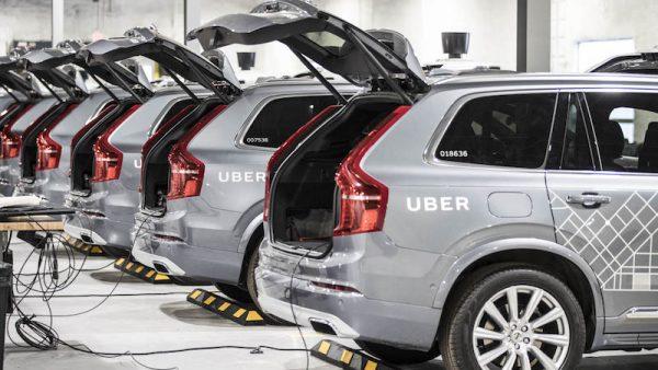 Domper voor Uber bij beursgang